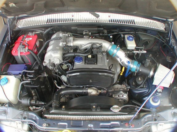 1999 Kia Sportage Engine - Contemplating My Next Mod Taking Suggestions - 1999 Kia Sportage Engine