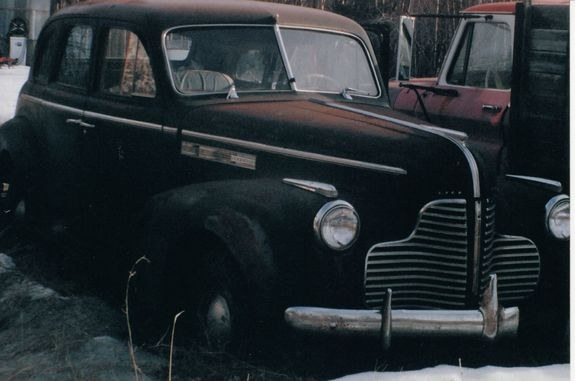 Another hershey__1986 1940 Buick Special Deluxe post... - 8235262
