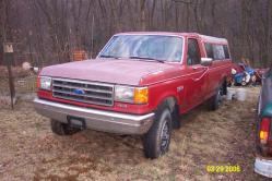 89_F-250_4x4s 1989 Ford F150 Regular Cab