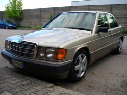grubbageinitalys 1989 Mercedes-Benz 190-Class