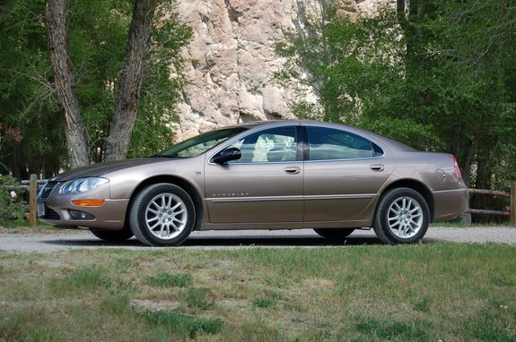 Another fmn3mb 2001 Chrysler 300M post... - 8362237