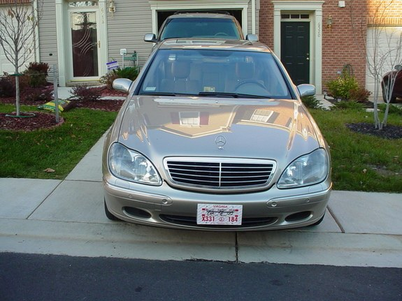 Jiceoo 2001 mercedes benz s class specs photos for 2001 mercedes benz s500 specs
