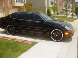 jiceoos 1999 Lexus GS