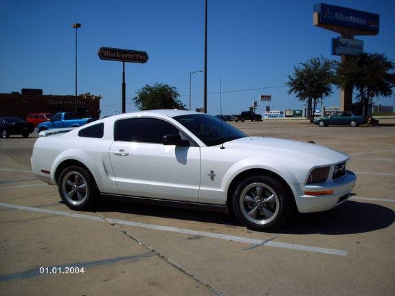 StangChick06 2006 Ford Mustang 8243241
