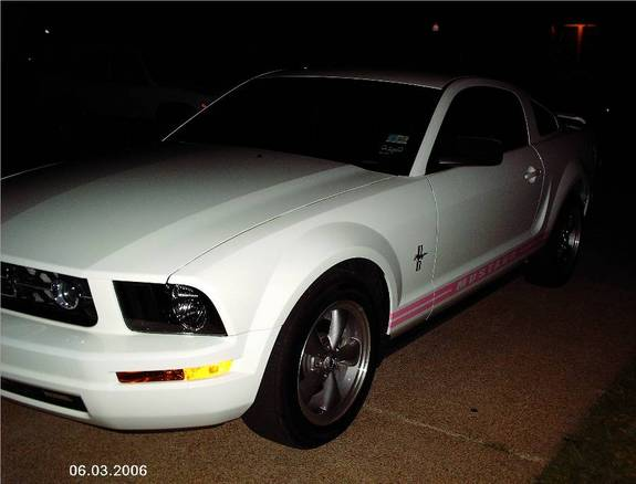 StangChick06 2006 Ford Mustang 8243251