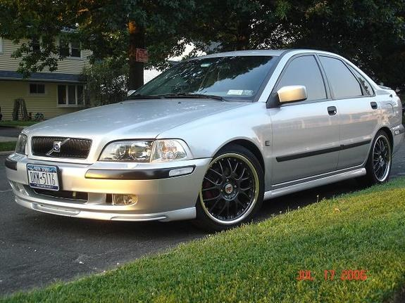 Bensvolvo 2001 Volvo S40 Specs  Photos  Modification Info