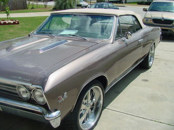 Another pulu416 1967 Chevrolet Chevelle post... - 8240682