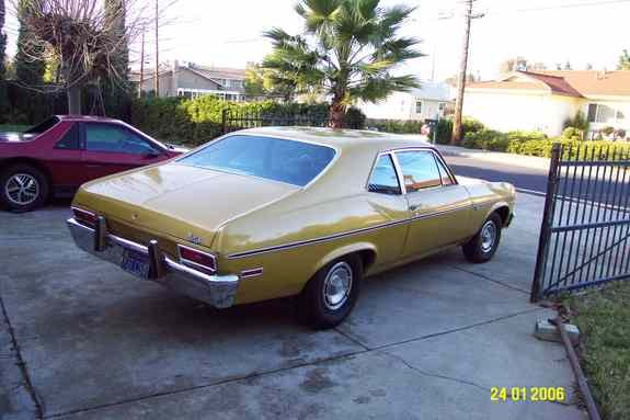 Another bczee 1971 Chevrolet Nova post... - 8357058