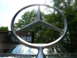 Dansk-Mans 1991 Mercedes-Benz S-Class