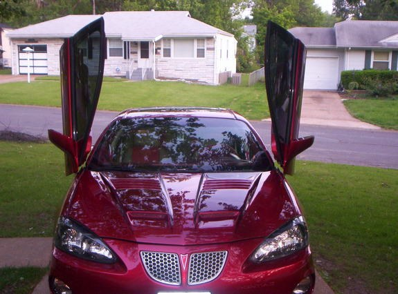 Leon314 2004 Pontiac Grand Prix Specs Photos Modification Info At