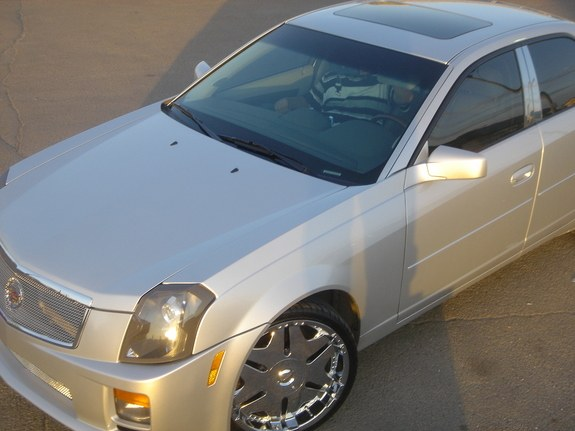 CoppinScrilla 2003 Cadillac CTS Specs, Photos ...
