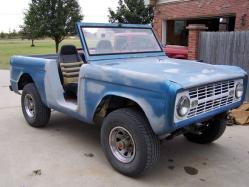 rkeith65 1966 Ford Bronco