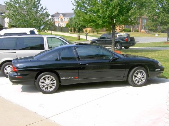 jjslap 1999 chevrolet monte carlo specs photos. Black Bedroom Furniture Sets. Home Design Ideas