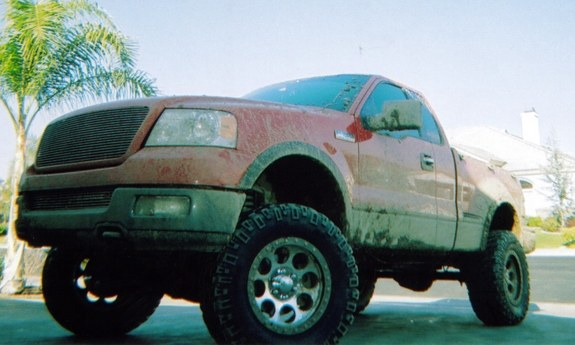 Another Tar-N 2006 Ford F150 Regular Cab post... - 8246313