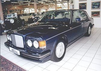 Another shutyomouth 1994 Bentley Mulsanne post... - 8251399