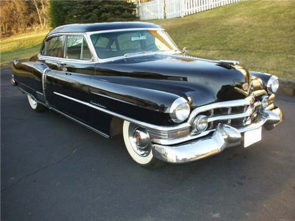 Another shutyomouth 1952 Cadillac Sixty Special post... - 8247035
