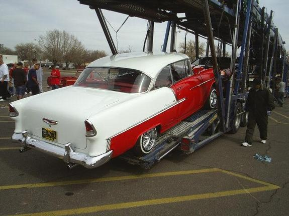 Another KEVINSGT00 1955 Chevrolet Bel Air post... - 8247622