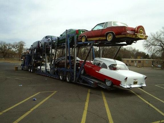 Another KEVINSGT00 1955 Chevrolet Bel Air post... - 8247623