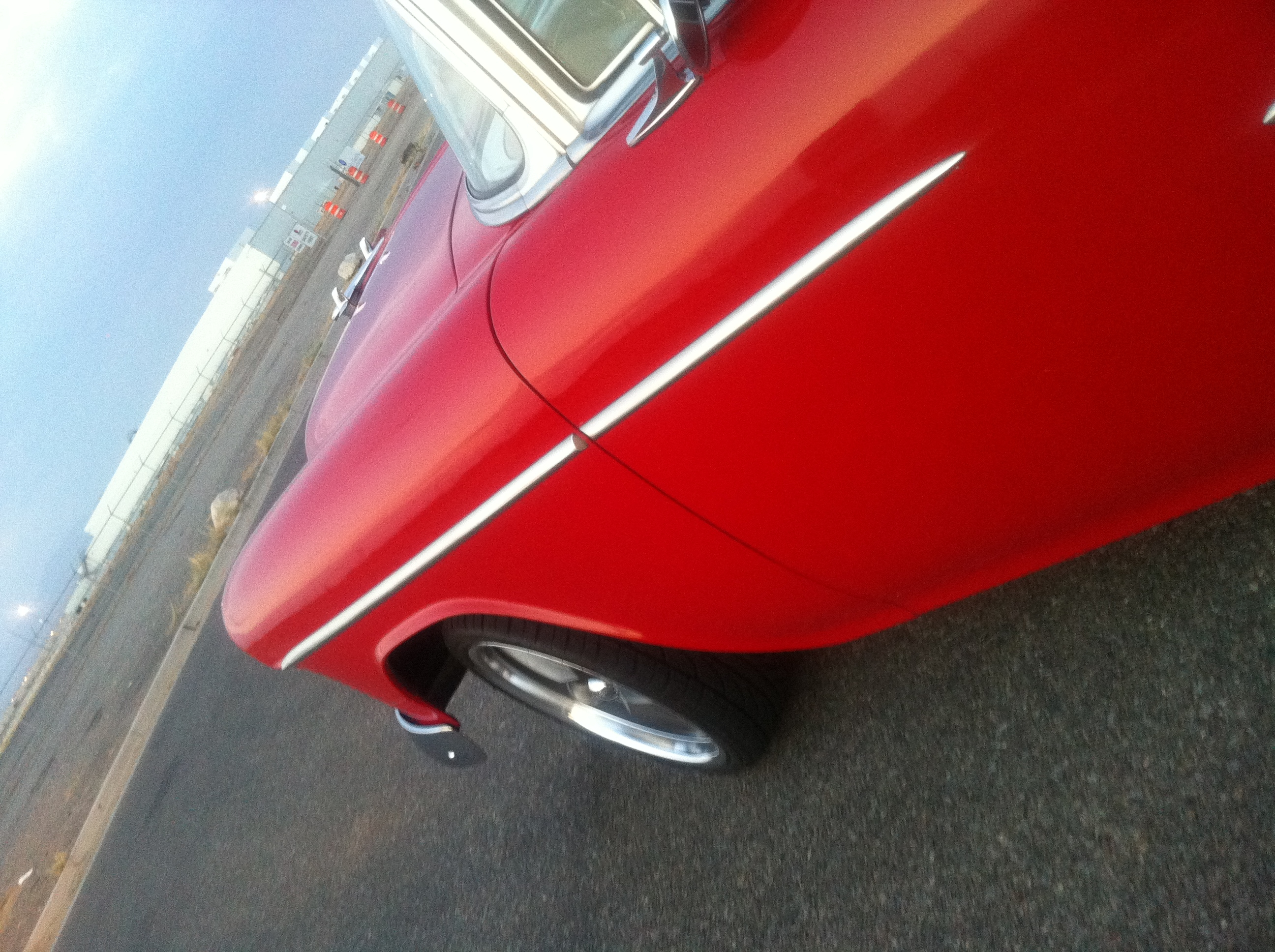 Another KEVINSGT00 1955 Chevrolet Bel Air post... - 8247638
