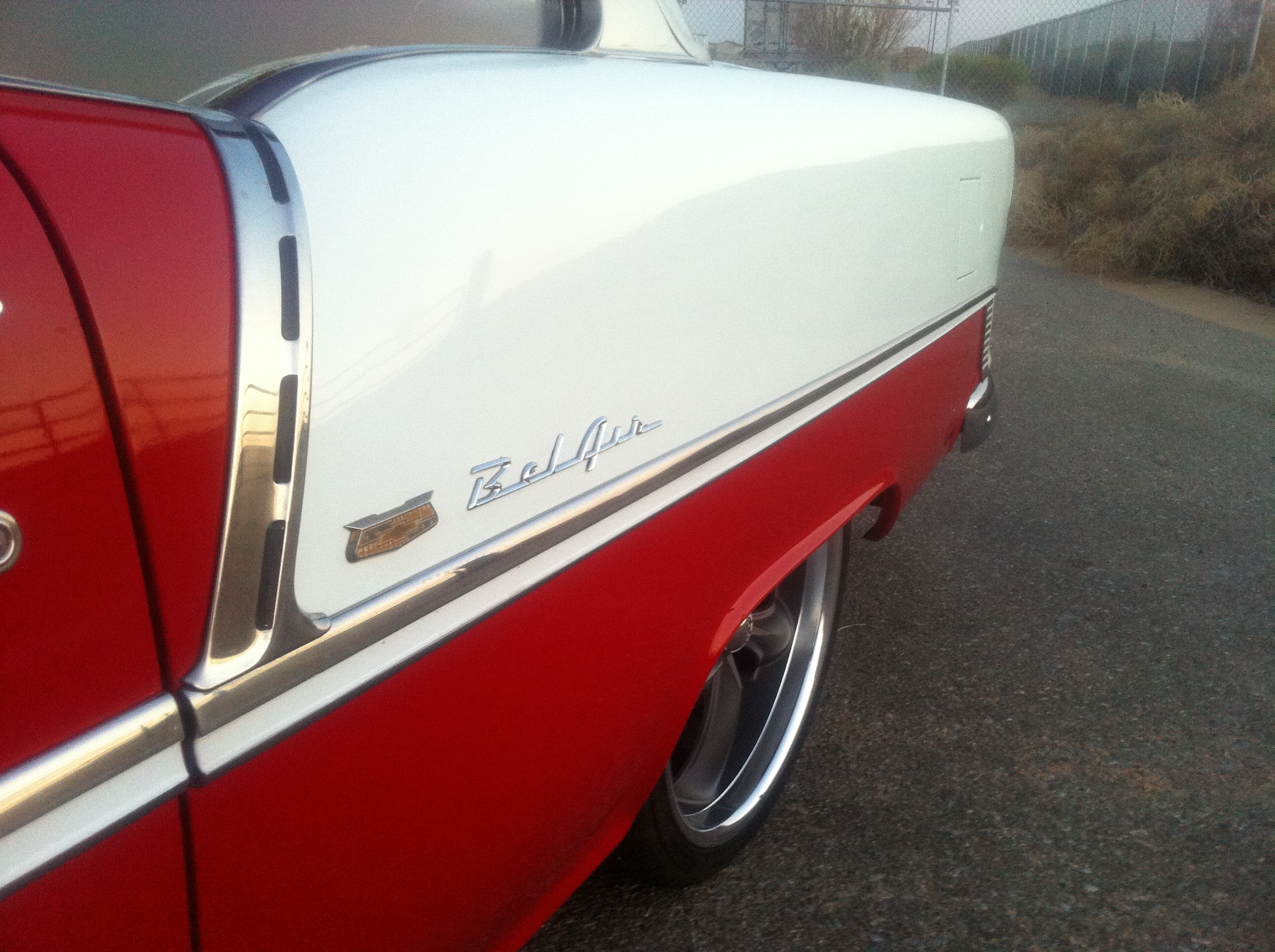 Another KEVINSGT00 1955 Chevrolet Bel Air post... - 8247639