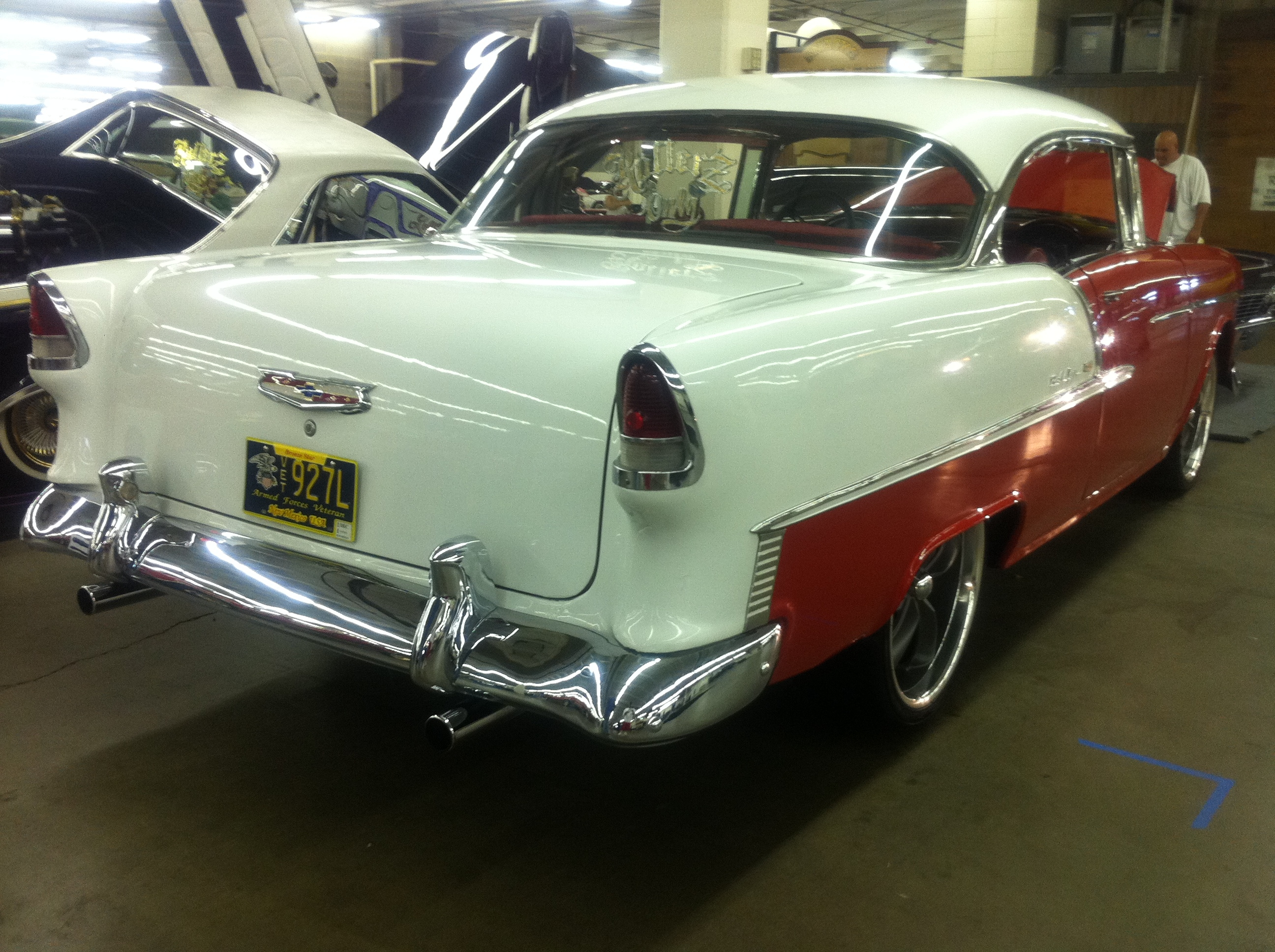Another KEVINSGT00 1955 Chevrolet Bel Air post... - 8247658