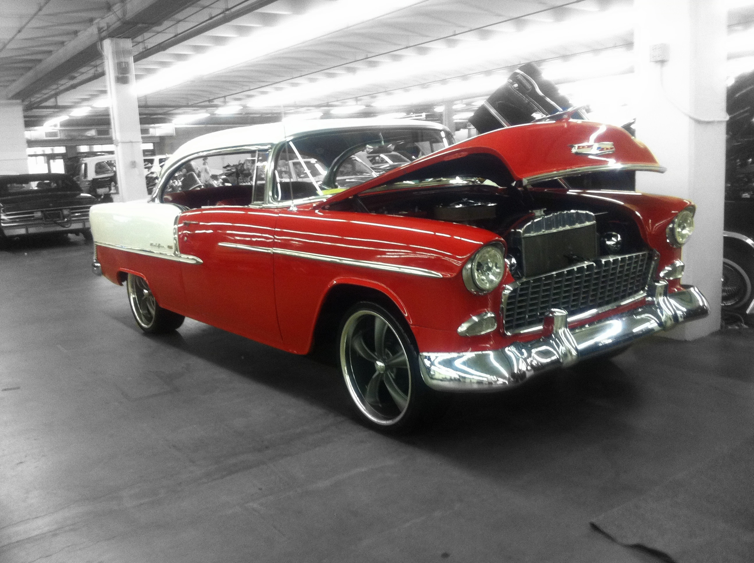 Another KEVINSGT00 1955 Chevrolet Bel Air post... - 8247661