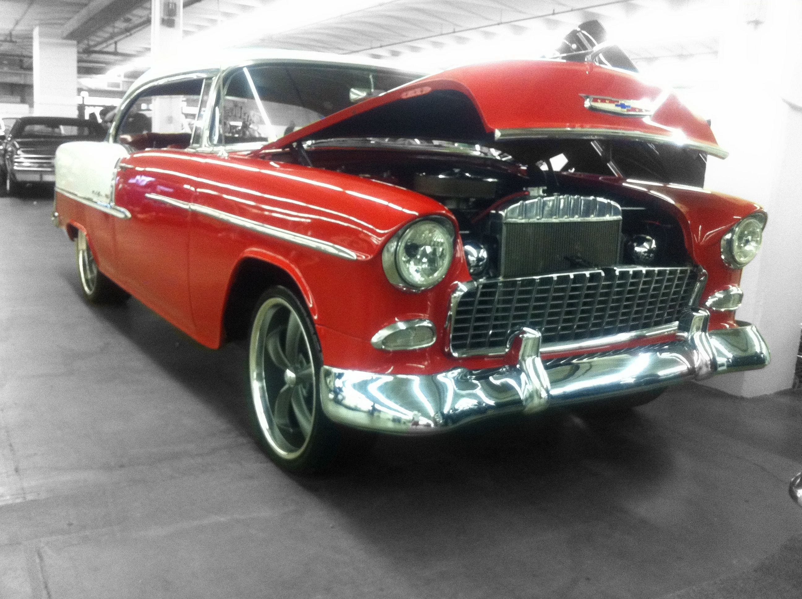 Another KEVINSGT00 1955 Chevrolet Bel Air post... - 8247662