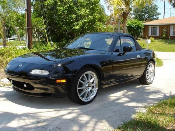 MX5LOVE 1993 Mazda Miata MX-5