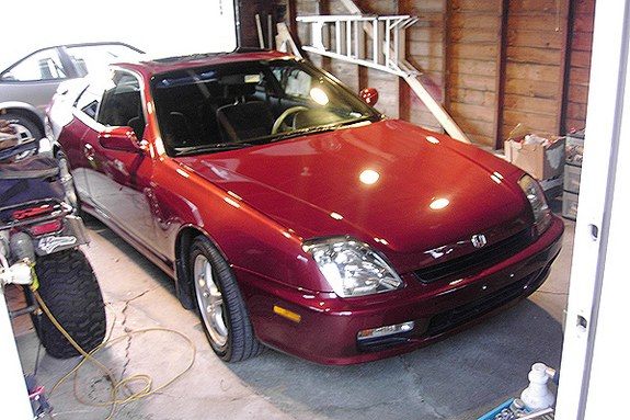 bartels 1997 honda prelude specs photos modification info at cardomain. Black Bedroom Furniture Sets. Home Design Ideas