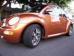 SUPPERCOPPER 1999 Volkswagen Beetle