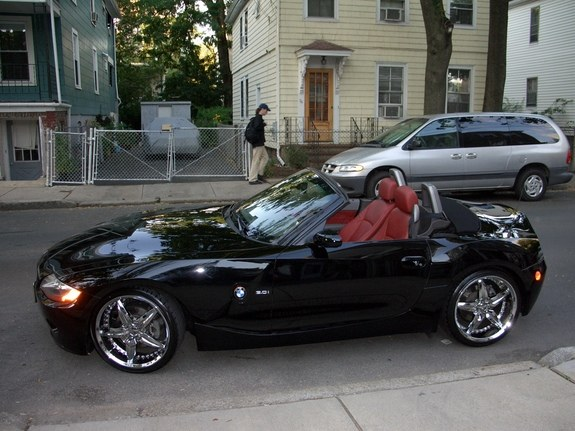 Equalizer2844 2003 Bmw Z4 Specs Photos Modification Info At Cardomain