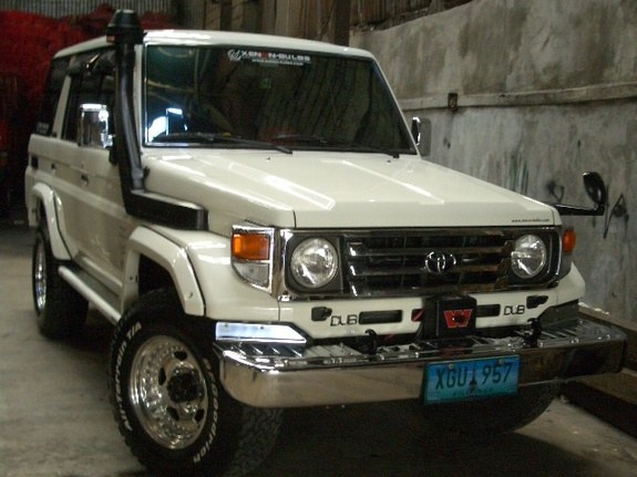 jarvisvernonong 2000 Toyota Land Cruiser Specs, Photos