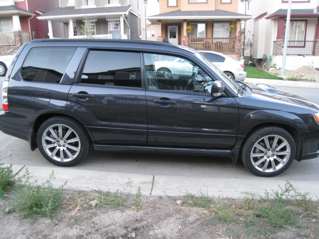 Another redevil69 2008 Subaru Forester post... - 8251973