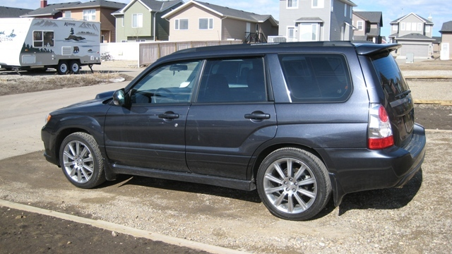 Another redevil69 2008 Subaru Forester post... - 8251991