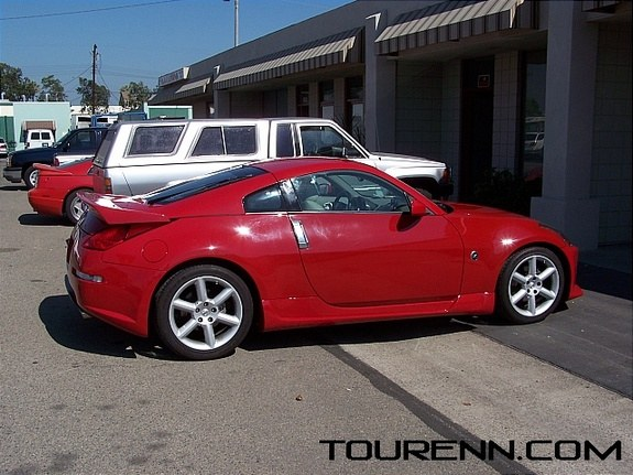 Another nsxpowered 2006 Nissan 350Z post... - 8252088