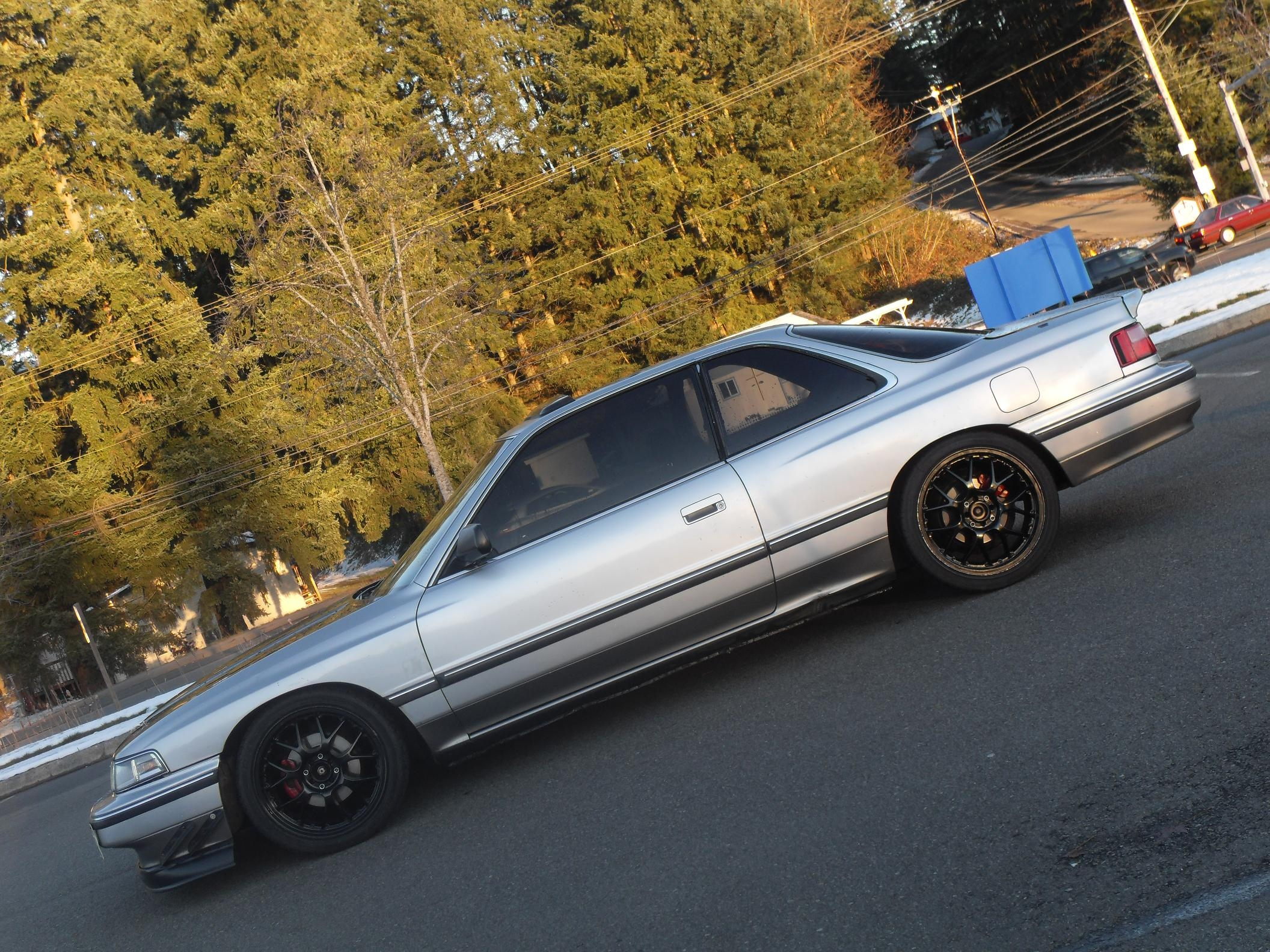 Silver88legend 1988 Acura Legend S Photo Gallery At Cardomain