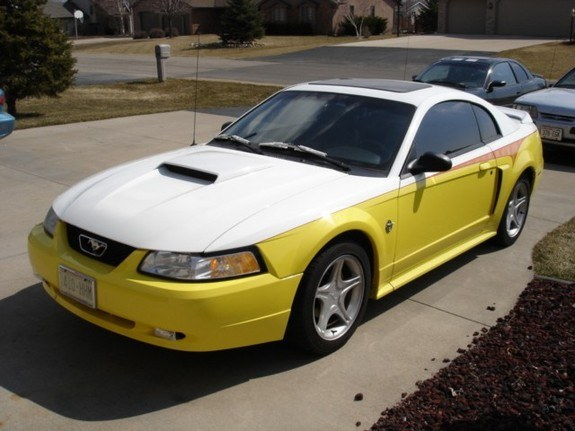 Another 99yellowstanGT 1999 Ford Mustang post... - 8254779