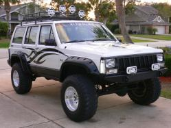 badazzjeep360s 1992 Jeep Cherokee