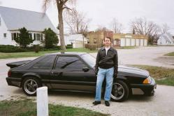 Richardels 1989 Saleen Mustang