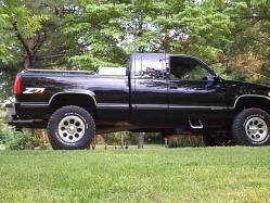 Blackkz71s 1998 Chevrolet C/K Pick-Up