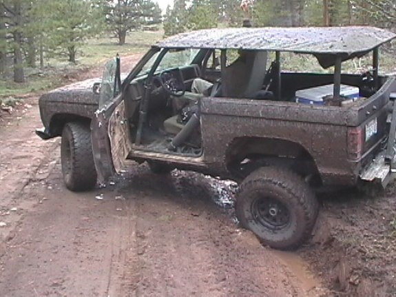 Another sportyhd71 1985 Ford Bronco II post... - 8281005