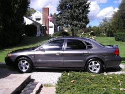 Taurussport17s 2002 Ford Taurus