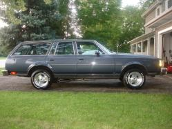 or1688 1983 Oldsmobile Cutlass Cruiser