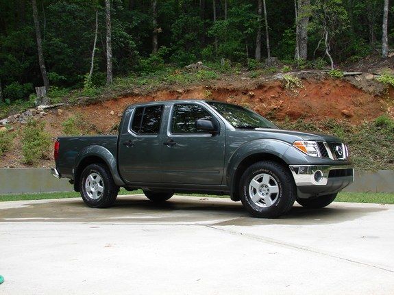 Another Rowdy_Canuck 2006 Nissan Frontier Crew Cab post... - 8258348