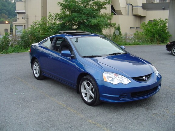 tru blue 2004 acura rsx specs photos modification info. Black Bedroom Furniture Sets. Home Design Ideas