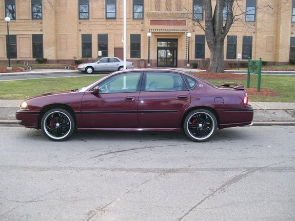 Another InfamtryInferno 2003 Chevrolet Impala post... - 8505381
