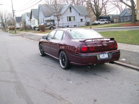 Another InfamtryInferno 2003 Chevrolet Impala post... - 8505382