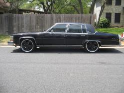 84lacyadigs 1984 Cadillac Fleetwood