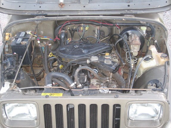 baddazzwrlangler 1989 jeep wrangler specs, photos ... ford 300 inline 6 engine diagram