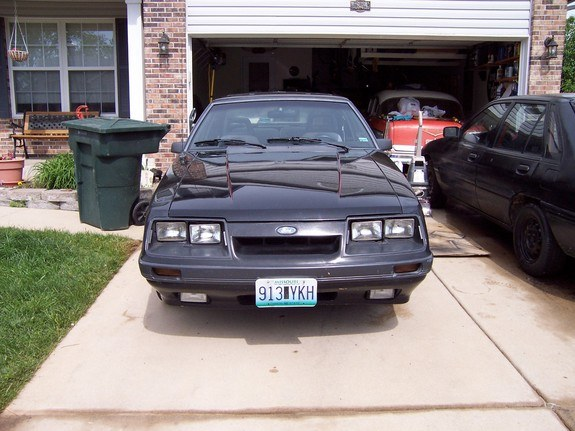 Another StickfrenzEE 1985 Ford Mustang post... - 8259655